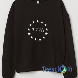 1776 13 Stars Sweatshirt Unisex Adult Size S to 3XL