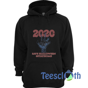 2020 Save Halloween Stay Home Hoodie Unisex Adult Size S to 3XL