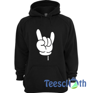 Cool Fingers Hoodie Unisex Adult Size S to 3XL