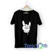 Cool Fingers T Shirt For Men Women And Youth