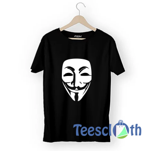 Camisetas Anonymous T Shirt For Men Women And Youth