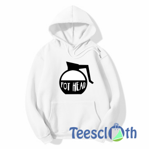 Pot Head Hoodie Unisex Adult Size S to 3XL