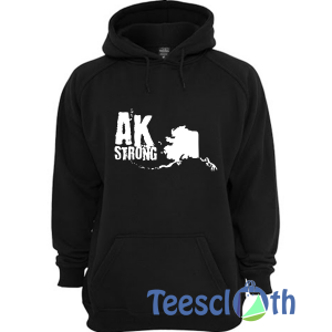 Alaska Earthquake Hoodie Unisex Adult Size S to 3XL