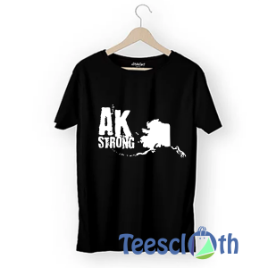 Alaska Earthquake T Shirt For Men Women And Youth