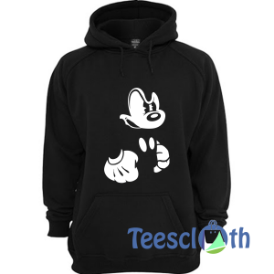 Angry Mickey Hoodie Unisex Adult Size S to 3XL