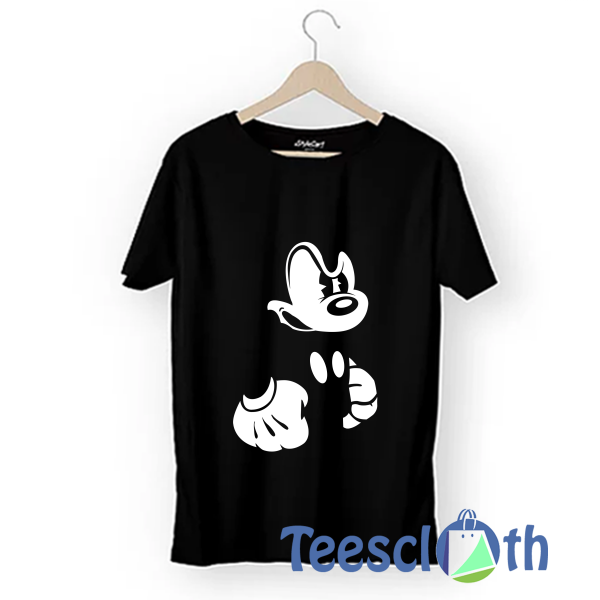 Angry Mickey T Shirt For Men Women And Youth