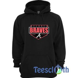Atlanta Braves Hoodie Unisex Adult Size S to 3XL