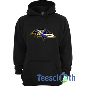 Baltimore Ravens Hoodie Unisex Adult Size S to 3XL