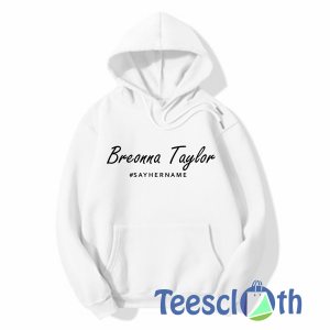 Breonna Taylor Hoodie Unisex Adult Size S to 3XL