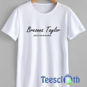 Breonna Taylor T Shirt For Men Women And Youth