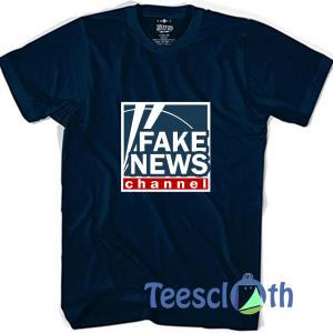 Fox News Logo T Shirt For Men Women And Youth