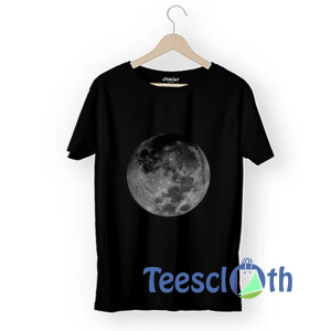 Full Moon T Shirt For Men Women And Youth