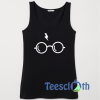 Harry Potter Tank Top Men And Women Size S to 3XL