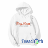 Love and Monsters Hoodie Unisex Adult Size S to 3XL
