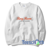 Love and Monsters Sweatshirt Unisex Adult Size S to 3XL