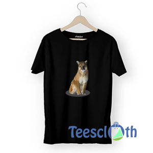 Mountain Lion T Shirt For Men Women And Youth