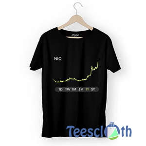 NIO Stock T Shirt For Men Women And Youth
