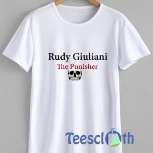 Rudy Giuliani T Shirt For Men Women And Youth