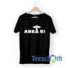 Storm Area 51 T Shirt For Men Women And Youth