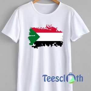 Sudan National T Shirt For Men Women And Youth