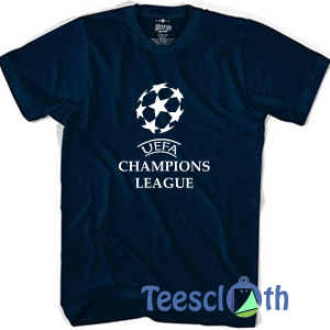 UEFA Champions League T Shirt For Men Women And Youth