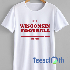 Wisconsin Badgers T Shirt For Men Women And Youth