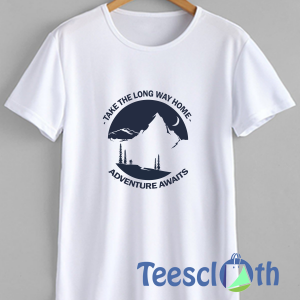 Adventure Awaits T Shirt For Men Women And Youth