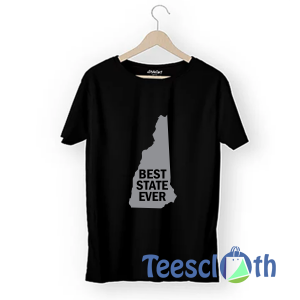 Best State Ever T Shirt For Men Women And Youth