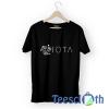 IOTA Logo T Shirt For Men Women And Youth