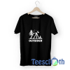 Outdoor Outsider T Shirt For Men Women And Youth