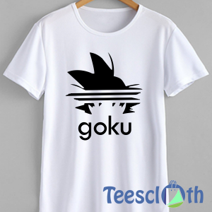 WhyKiki Adi Goku T Shirt For Men Women And Youth
