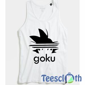 WhyKiki Adi Goku Tank Top Men And Women Size S to 3XL