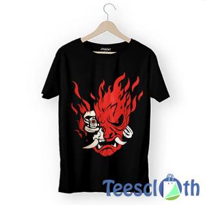 футболка Samurai T Shirt For Men Women And Youth