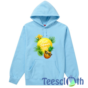 Abacaxi Verao Hoodie Unisex Adult Size S to 3XL