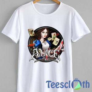 Alice Liddell T Shirt For Men Women And Youth