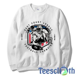 American Football Sweatshirt Unisex Adult Size S to 3XL