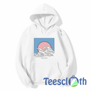 And So It Is Wave Hoodie Unisex Adult Size S to 3XL