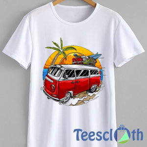 Beach Sunset T Shirt For Men Women And Youth