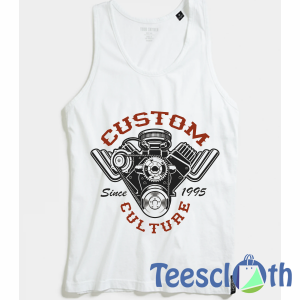 Custom Culture Tank Top Men And Women Size S to 3XL