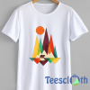 Great Outdoors T Shirt For Men Women And Youth