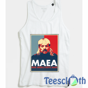 Make America Exotic Tank Top Men And Women Size S to 3XL