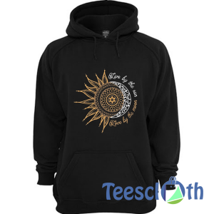 Sun And Moon Wicca Hoodie Unisex Adult Size S to 3XL
