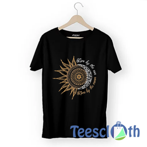 Sun And Moon Wicca T Shirt For Men Women And Youth