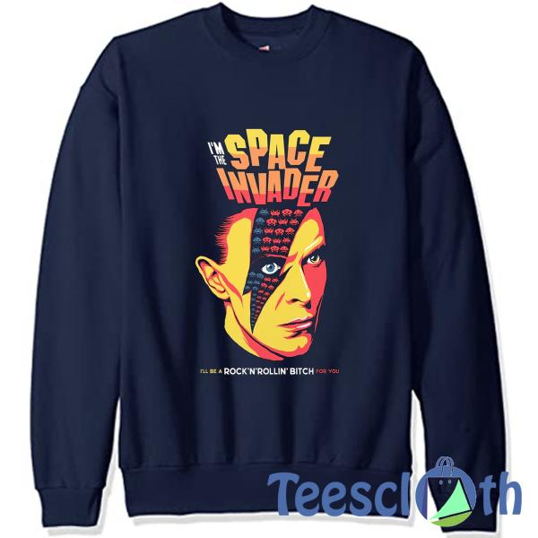Moonage Daydream Sweatshirt Unisex Adult Size S to 3XL