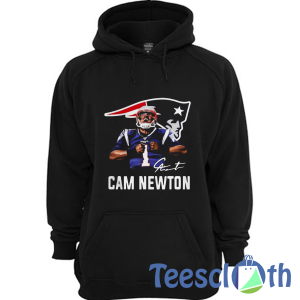 Cam Newton Hoodie Unisex Adult Size S to 3XL