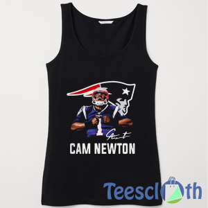 Cam Newton Tank Top Men And Women Size S to 3XL