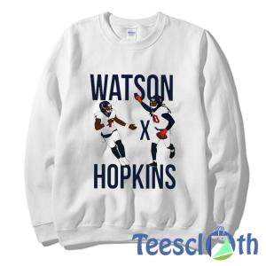 Deshaun Watson Sweatshirt Unisex Adult Size S to 3XL