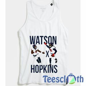 Deshaun Watson Tank Top Men And Women Size S to 3XL