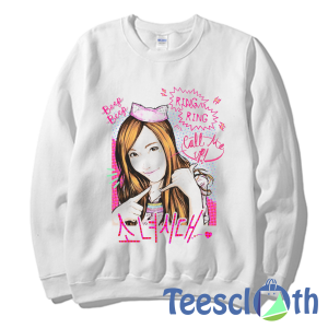 Jessica Long Sleeve Sweatshirt Unisex Adult Size S to 3XL