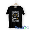 Napalm Death T Shirt For Men Women And Youth